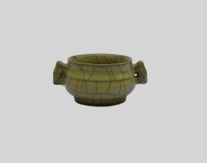 北宋官瓷的色彩及工艺有什么特点呢?